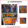 Hydraulic Iron pipes punch Machine /Steel Pipes Punching machine/ Aluminum tube Punching Machine