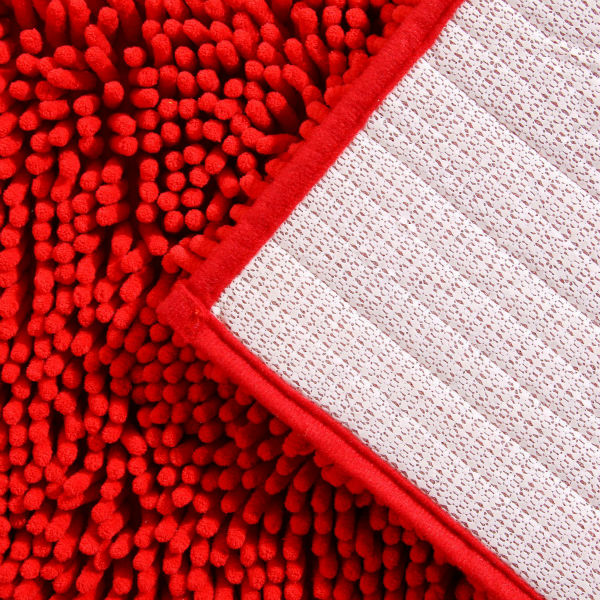 Microfiber Highly Absorbent Soft Chenille Chenille Mats microfiber floor mat absorbent pet mat