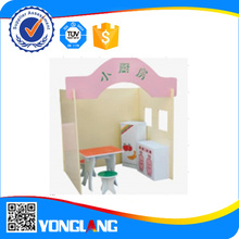 2015 Highest quality indoor cheapest doll house for children (YL 0617 )