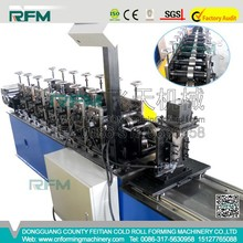 Ceiling Drywall System Steel Angle Stud and Track Roll Forming Machine