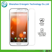Elongsin Hot Selling High Clear Glass Screen Guard Film For Samsung Galaxy S5