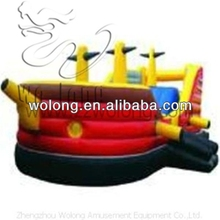 Inflatable Pirate Ship Bounce with the best after sale service