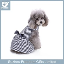 Cute Princess Dog Dresses Pet Party Dresses Pet Clothes with Bowtie