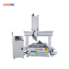 cnc woodworking KI1325-4AXIS cnc wood router machine