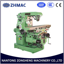 Most popular Knee Type Milling Machine XW6140 from ZHMAC