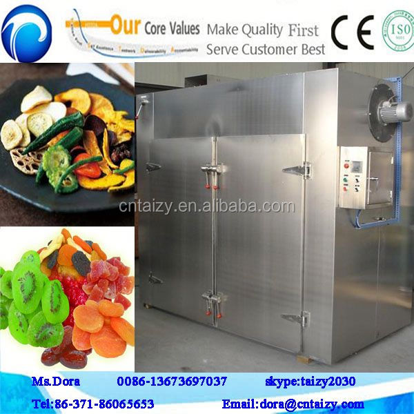 High performance automatic drying machine/equipment for drying fruits and vegetables