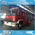 DONGFENG 4*2 5000 litres water tender fire fighting truck price
