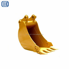 Mini excavator bucket for mining