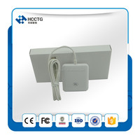 China NFC USB Smart emv Ic chip card reader/writer for Network access control-- ACR38