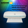 Hot sale!!! CE approved 24 Lamps Home use solarium tanning beds/ Home sunbed