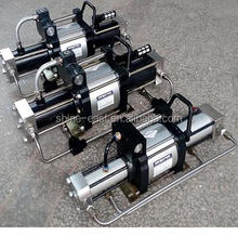 Hot sales Shineeast Factory Made, 20Mpa High Pressure STT25NL Model Air Driven Gas Booster--Shineeast Brand