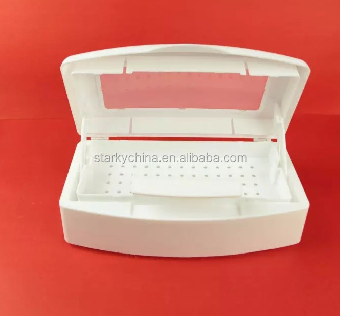 Nail Art Sterilizer Jar Sterilizing Tray