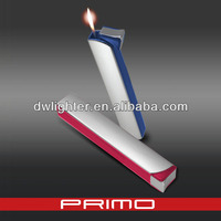 fashionable metal lighter with normal flame cigarete lighter cheap promotional lighters