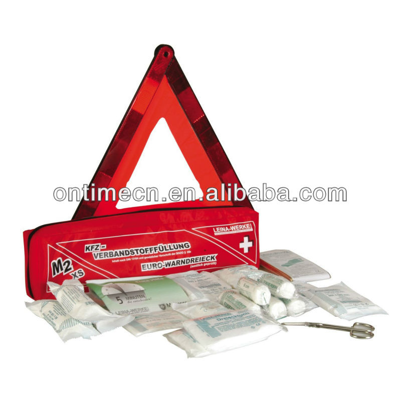 car first aid bag, car first aid kid, roadside car emergency kit,