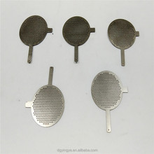 Titanium alloy material products titanium stamping parts made to order