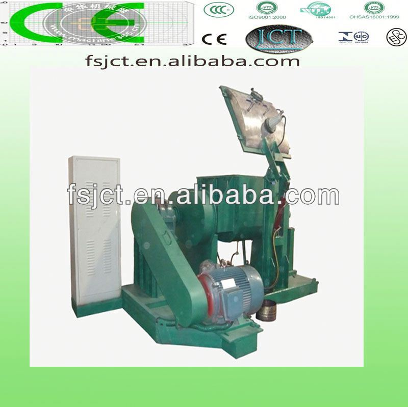 high quality and multi functional kneader making machine used for hot wheels rubber tyres NHZ-500L
