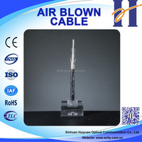 216 core fiber optic cable Air Blown Micro fiber optic cable bids