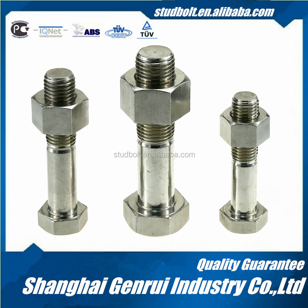 Hot sale High Quality tensile strength Stainless Steel Hex Bolt A325M