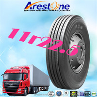 Hot sale durable 11r22.5 low price radial accelera truck tires