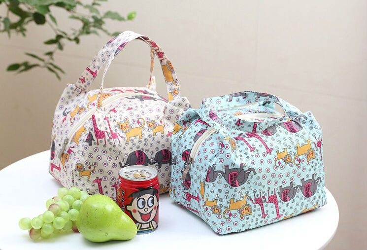 Outdoor Lunch Insulation Bag Cooler Bag Ice Bags Ice Pack Bottle Pouch