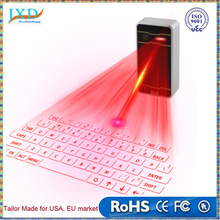 Bluetooth Virtual Laser keyboard and mouse with Bluetooth Speaker for Ipad Iphone Tablet PC Notebook