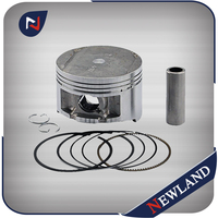 Custom Cast or Forged Aluminum Piston Kit for Toyota Hilux Pickup 4Runner 20R 21R 22R 22R-E 22R-TE piston