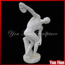 Famous Discus-thrower Marble Sculpture For Sale