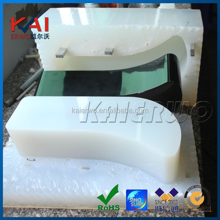 cheap vacuum casting rapid prototype/silicone mould for small batch production