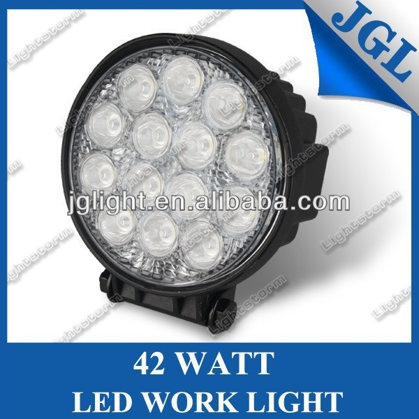 Driving On Truck 24v boat led light hid driving light led light off road