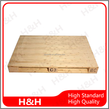 Non-fumigation Mixed Wood Pallet For Sale