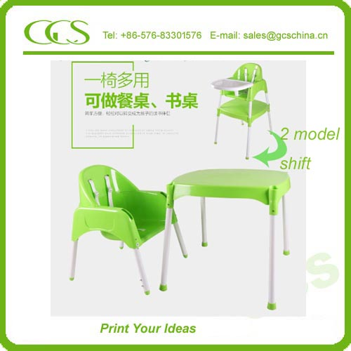 pu foam waterproof baby shower chairs for rent dining chair with large feeding tray baby wood highchair