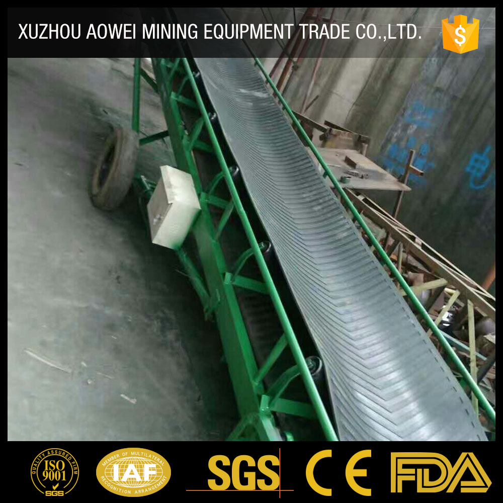 Online shopping grain pneumatic roller conveyor