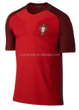 cheap wholesale Euro 2016 Portugal soccer jersey