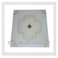 Low price Decorative building materials Suspended wall ceiling pvc ceiling panel
