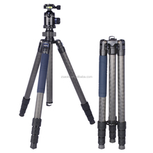 Stativ video carbon fiber professional camera stand travel tripod
