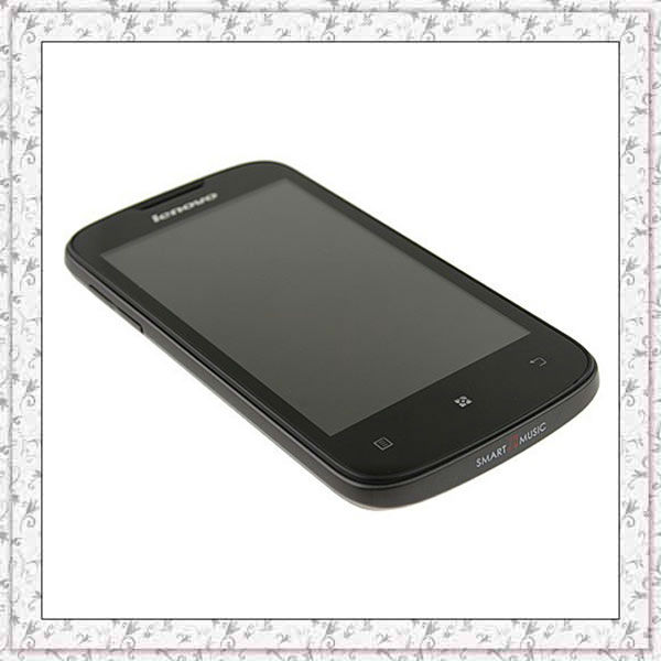 "Big touchscreen Low-end Smartphone Lenovo A690 4.0"" Capacitor Android2.3 MTK6575 1.0GHz Android Smart Phone"