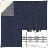 cost of 100 cotton heavy denim jeans fabric