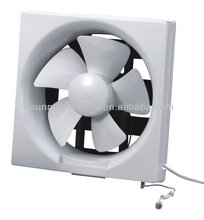 Pretty Square Wall Mounted Bathroom Exhaust Fan