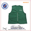 2017 new design mans fishing vest with multi pocket