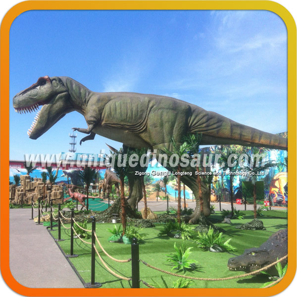 Inflatable dinosaur amusement park giant dinosaur sculpture