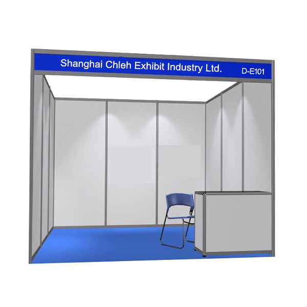 Durable Lightweight Exhibition Display Exposition Stand