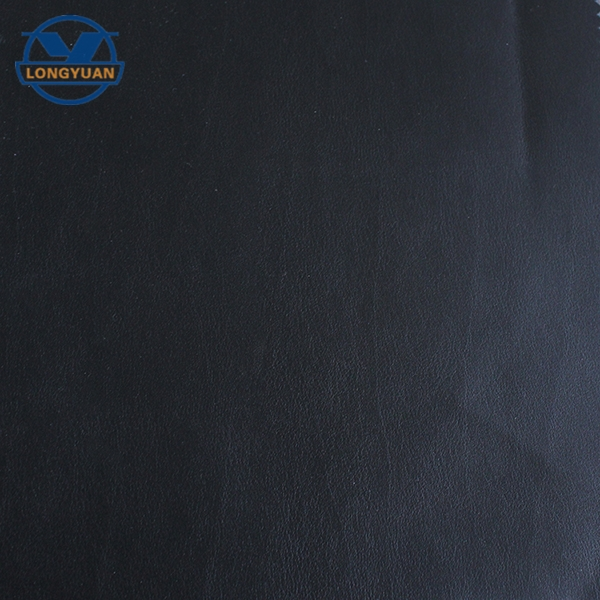 Cow skin bonded leather