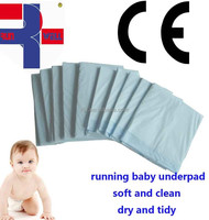 disposable nonwoven baby care disposable underpads