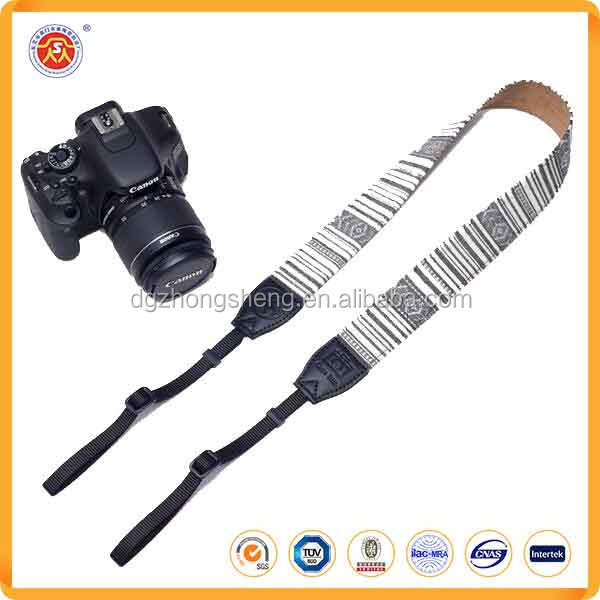New 2016 leather material genuine camera hand strap for DSLR