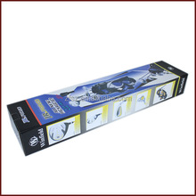 Color paper packaging golf club rack gift box