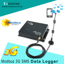 Modbus 3G SMS Data Logger programmable remote terminal unit
