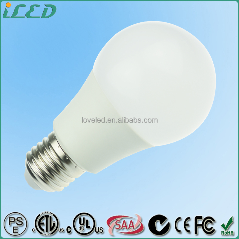 PSE ETL E26 E27 CE Day Light 100V-240V Dimmable Bright White B22 Globe Fixtures
