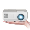 2018 New product home mini projector 1080p led Portable Multimedia Pocket Cinema
