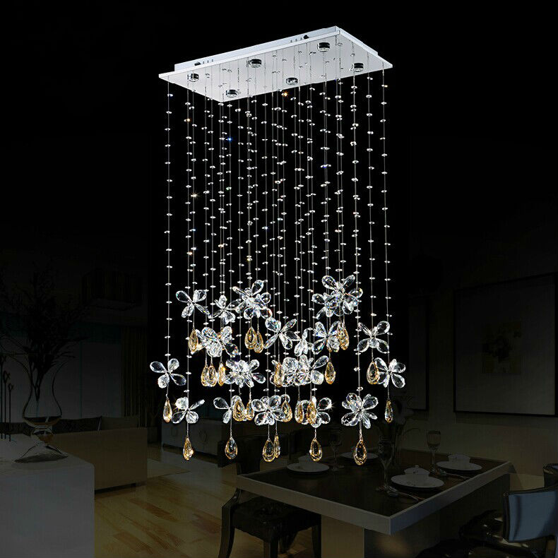 newly modern crystal decorative pendant lamp
