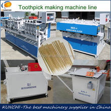 Multifunctional stick machine/wooden toothpick making machine/match stick